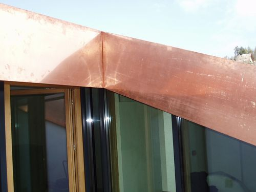 Dachterrasse privates Wohnhaus
