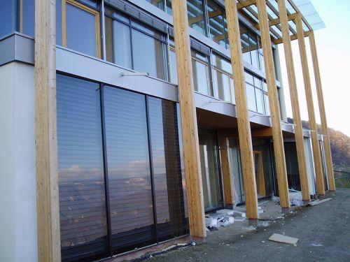 Neubau Zweifamilienhaus mit Balkon
