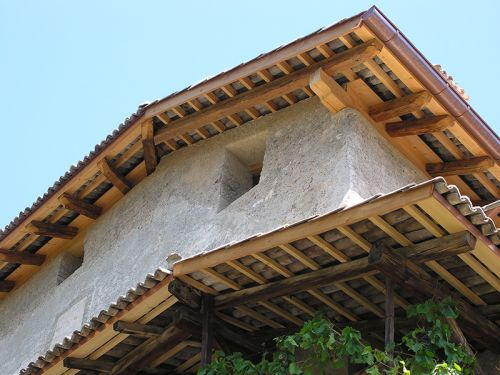 Dachstuhl Sanierung privates Wohnhaus unter Denkmalschutz