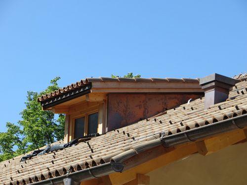 Denkmalgeschützte Hofstelle Crozzol