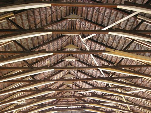 Sanierung Dachkonstruktion  Stadel