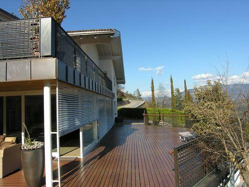 Dachstuhl – Sanierung und Ausbau mit Terrasse