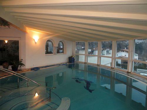 Überdachung Schwimmbad