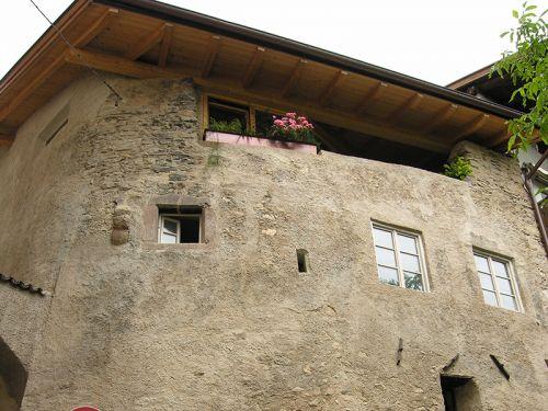 Sanierung Altbau im Dorfkern
