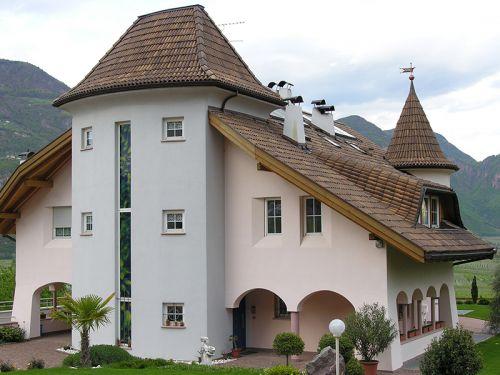 Naubau Hofstelle mit Ferienwohnungen